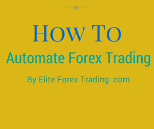 Automate Forex Trading