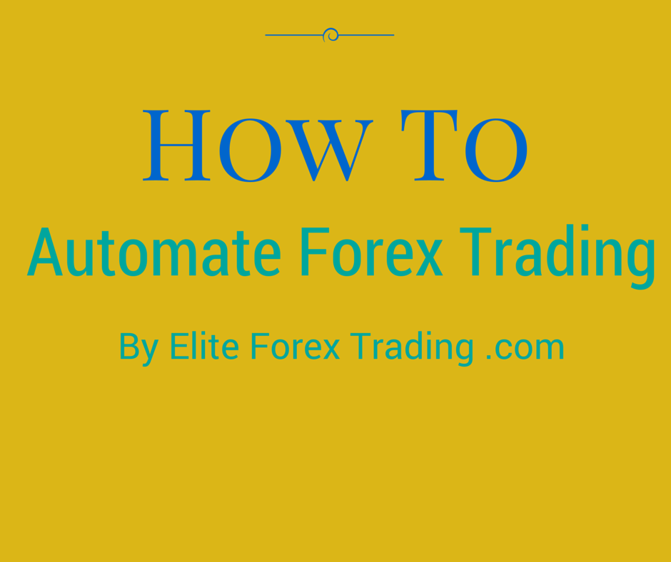 Forex Trading Strategies - Online Trading Platforms and Systems by