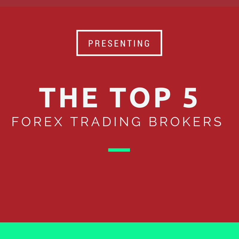 The best online forex brokers