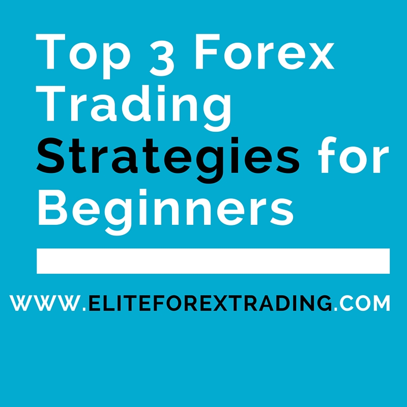 Forex trading strategies for beginners