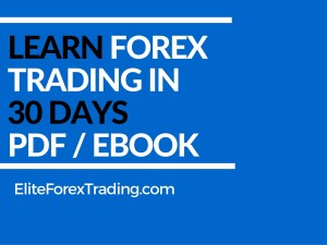 Forex trading training pdf