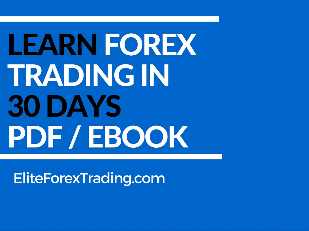 Learn forex trading books