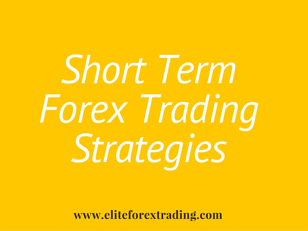 Top trading strategies