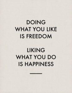 Lifestyle Quote