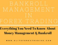BANKROLL MANAGEMENT IN FOREX TRADING