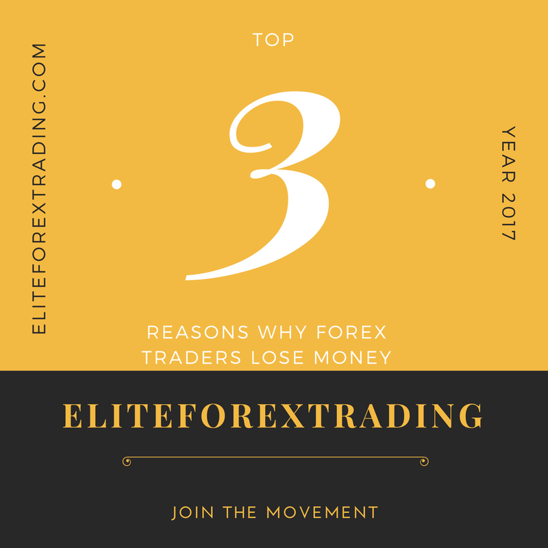 Top 3 Reasons Why Most FX Traders Fail | Forex Trading Mistakes