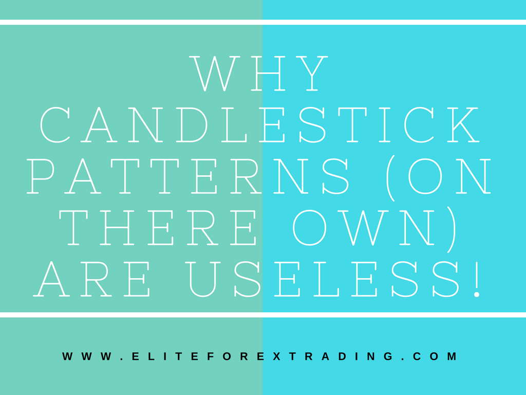 Why Candlestick Patterns (On There Own) ARE USELESS!